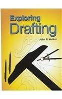 9781566375658: Exploring Drafting: Fundamentals of Drafting Technology