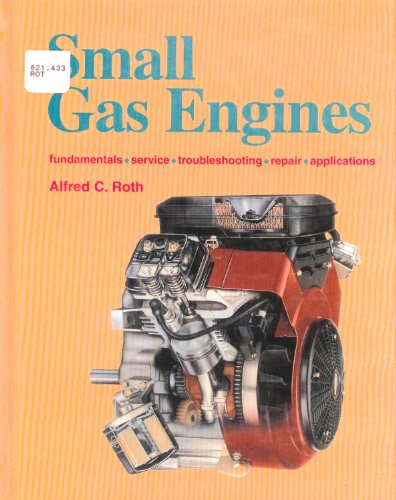 9781566375740: Small Gas Engines