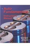 9781566375795: Auto Fundamentals