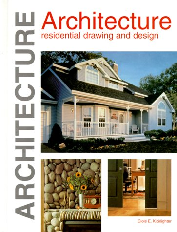 9781566375900: Architecture: Residential Drawing and Design