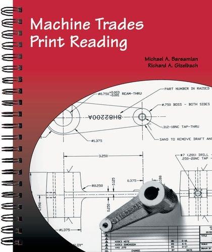 9781566375948: Machine Trades Print Reading