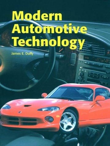 9781566376105: Modern Automotive Technology 2000