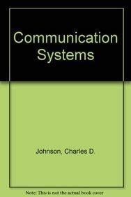 9781566376167: Communication Systems