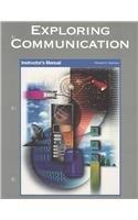9781566376808: Exploring Communication