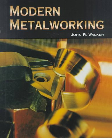 9781566377102: Modern Metalworking