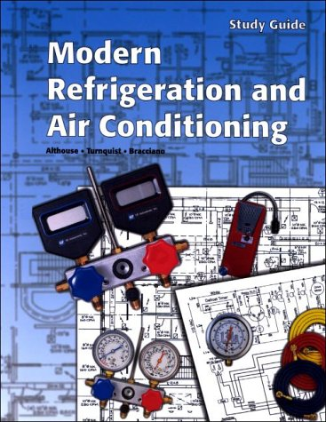Modern Refrigeration and Air Conditioning Study Guide