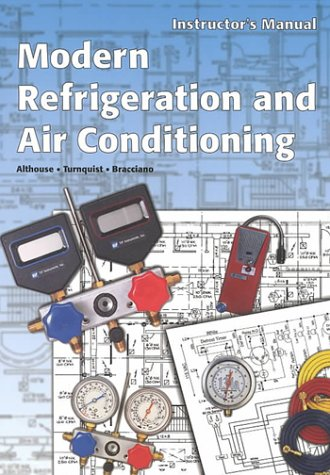9781566377270: Modern Refrigeration and Air Conditioning