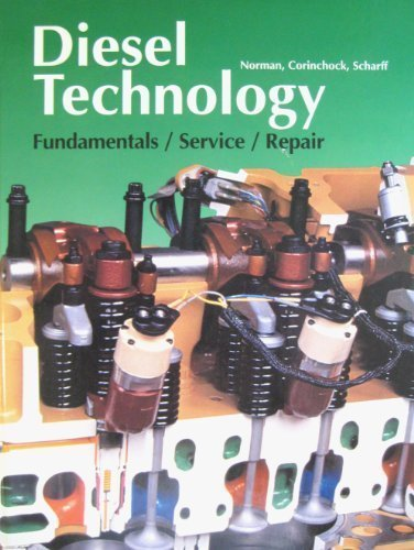 9781566377331: Diesel Technology: Fundamentals/Service/Repair