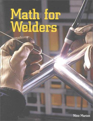 9781566377409: Math for Welders
