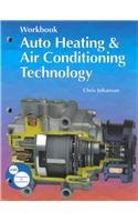 9781566377874: Auto Heating & Air Conditioning Technology