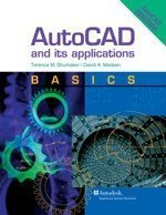 9781566378000: Autocad & Its Applications: Basics