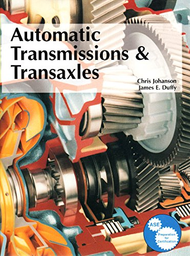 9781566378093: Automatic Transmissions & Transaxles