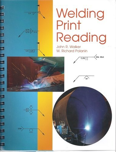 9781566378208: Welding Print Reading