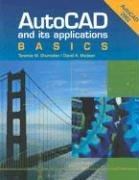 9781566379007: AutoCAD and Its Applications Basics 2002 Release 14
