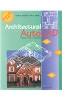 9781566379045: Architectural Autocad 2002: Drafting, Design, Presentation