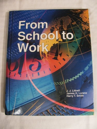 9781566379687: From School to Work