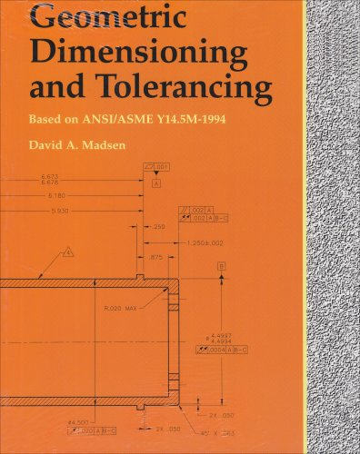 9781566379779: Geometric Dimensioning and Tolerancing