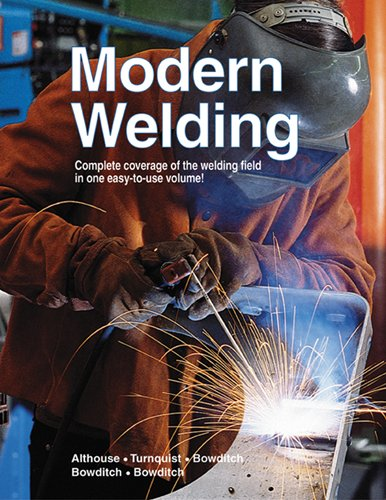 Modern Welding: Althouse, Andrew D.;