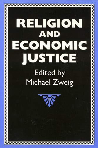 9781566390033: Religion and Economic Justice