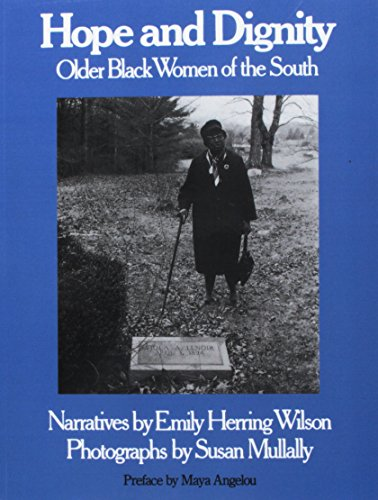 9781566390170: Hope And Dignity: Older Black Women of the South