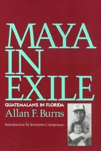 9781566390354: Maya in Exile: Guatemalans in Florida