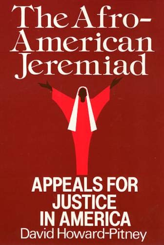 9781566390866: Afro-American Jeremiad