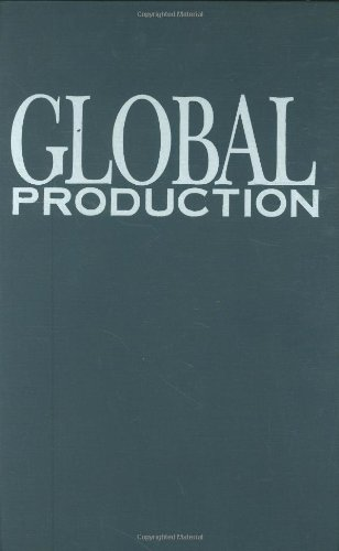 9781566391689: Global Production: The Apparel Industry in the Pacific Rim (Labor and Social Change)
