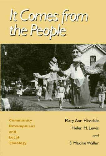 It Comes from the People: Community Development and Local Theology
