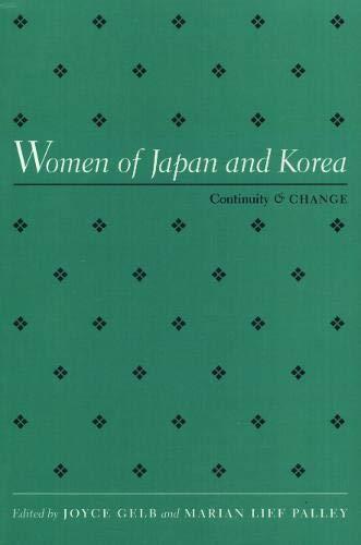 Women of Japan and Korea : Continuity: Gelb, Joyce