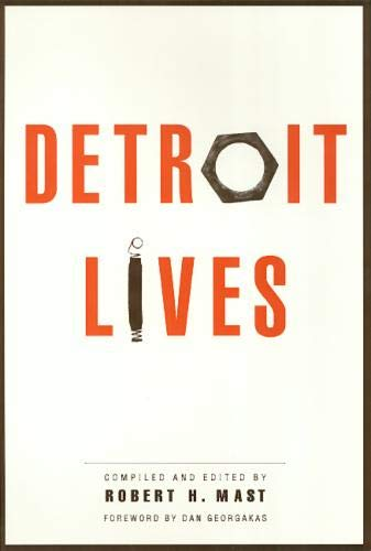 9781566392266: Detroit Lives (Conflicts in Urban and Regional Development)