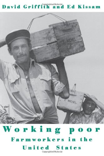 9781566392396: Working Poor: Farmworkers in the United States (Applied Mathematics; 66)