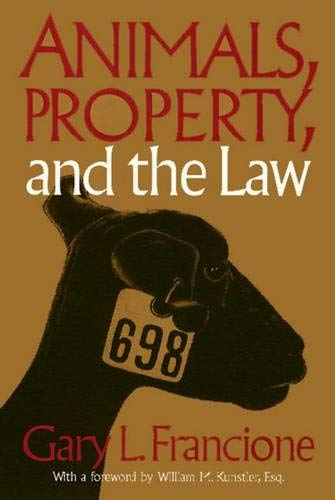9781566392846: Animals Property & the Law (Ethics And Action)
