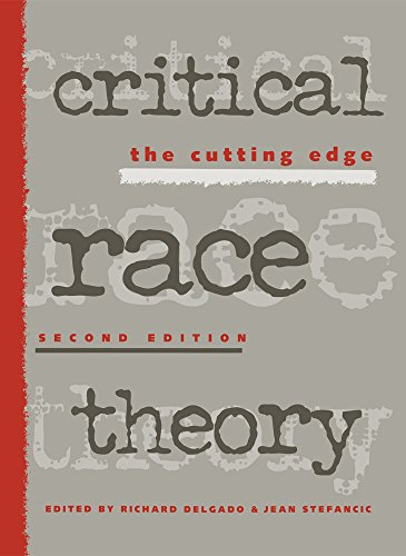 9781566393478: Critical Race Theory: The Cutting Edge