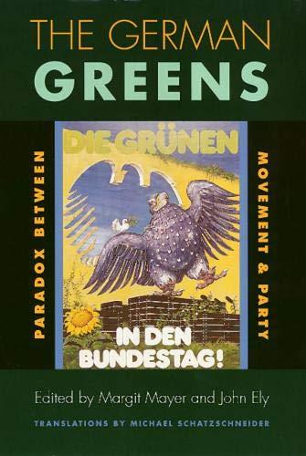 9781566395168: German Greens