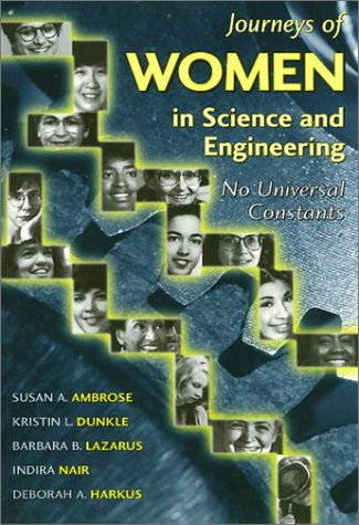 9781566395281: Journeys of Women in Science and Engineering: No Universal Constants (Labor And Social Change)