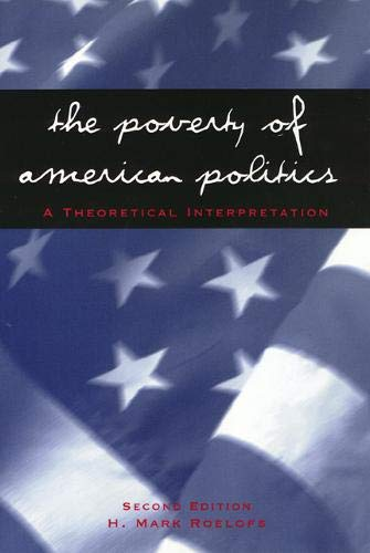 9781566396066: Poverty Of Amer Pol 2Nd Ed