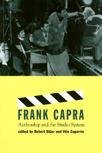 9781566396080: Frank Capra: Authorship and the Studio System (Culture And The Moving Image)