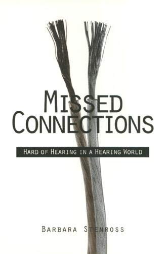 Missed Connections: Barbara Stenross