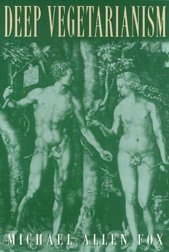 9781566397049: Deep Vegetarianism (America In Transition)