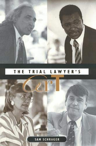9781566397995: The Trial Lawyer's Art