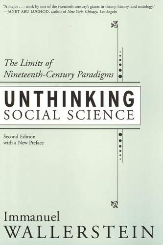 9781566398992: Unthinking Social Science: Limits Of 19Th Century Paradigms