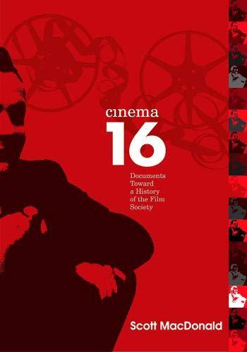 9781566399241: Cinema 16: Documents Toward a History of the Film Society