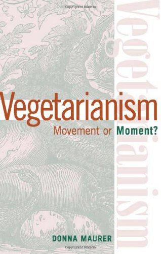 9781566399357: Vegetarianism: Movement by Moment?: Movement or Moment?