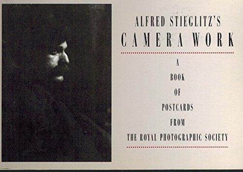 Alfred Stieglitz's Camerawork: A Book of Postcards: Stieglitz, Alfred