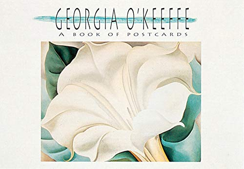 9781566400220: Georgia O'Keeffe: A Book of Postcards