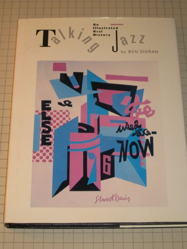 TALKING JAZZ An Illustrated Oral History: Sidran, Ben
