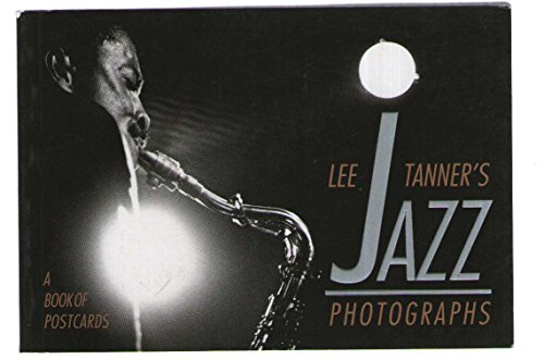 9781566404044: Lee Tanner's Jazz Photographs/a Book of Postcards