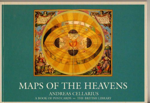 9781566404402: Maps of the Heavens: Andreas Cellarius: Postcard Book