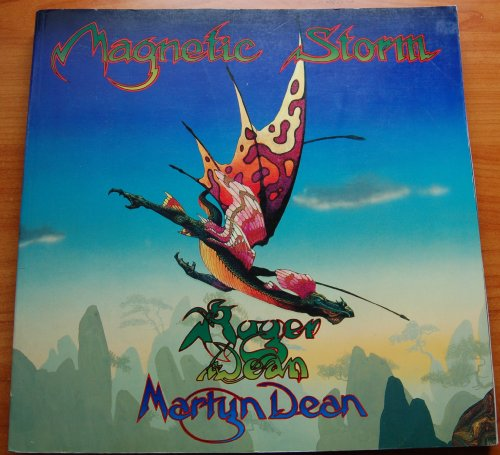 Magnetic Storm (inscribed by Roger Dean): Roger Dean, Martyn Dean