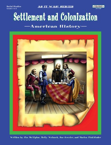 Settlement and Colonization: Betty Weineck